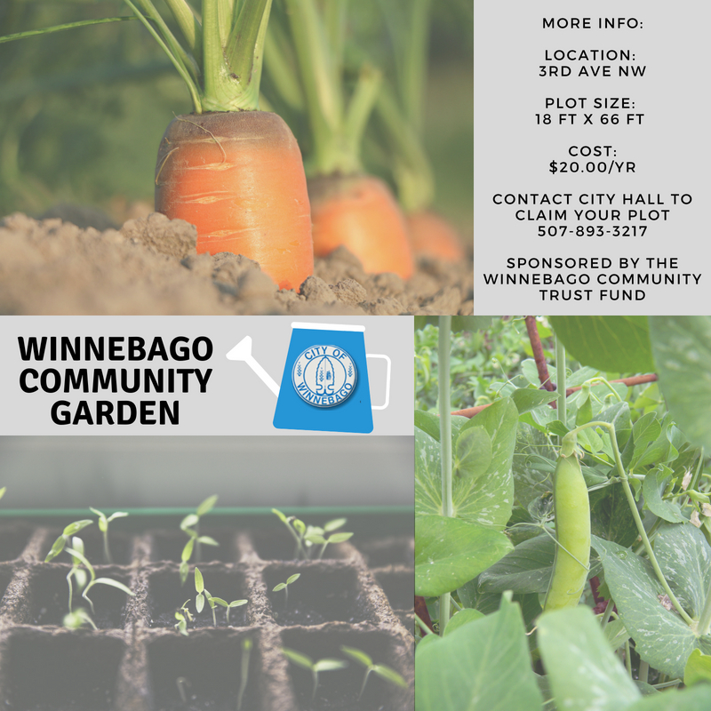 Winnebago Community Garden